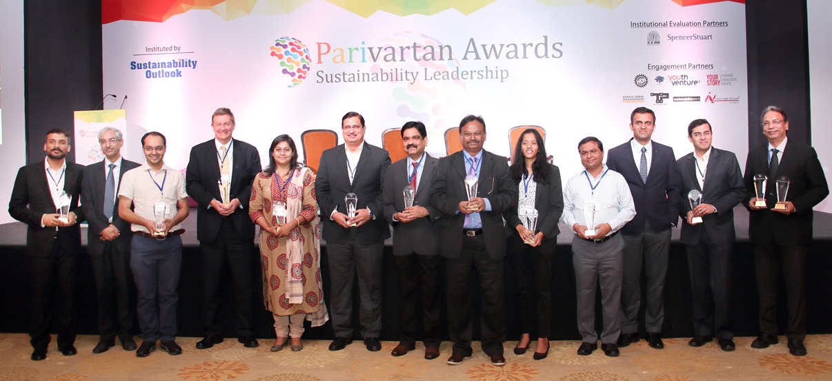India S Largest Sustainability Awards Recognizes Leaders